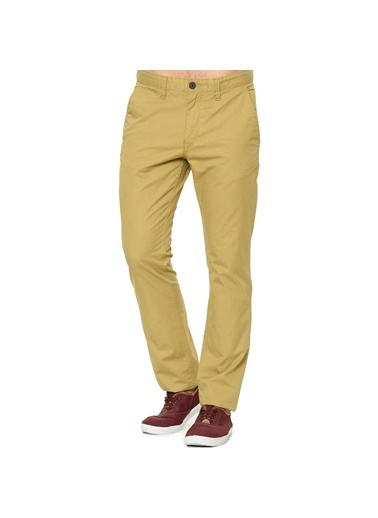 Timberland Squam Lake Slw Twill Straight Chino Haki